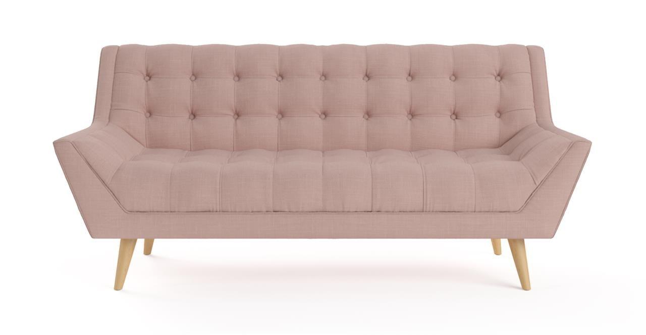 Faszinierend Sofa Rose Das Beste Von Picture Of Pia 2 Seater Tan