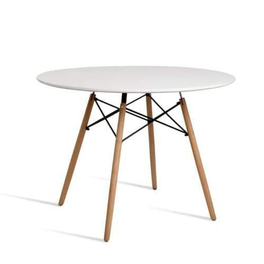 Eames Replica Round Dining Table Only