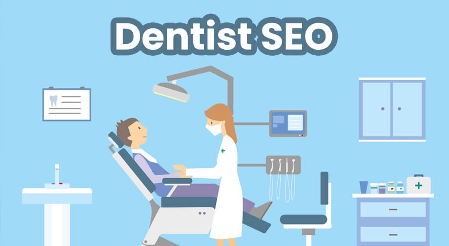 Dentist SEO Graphic