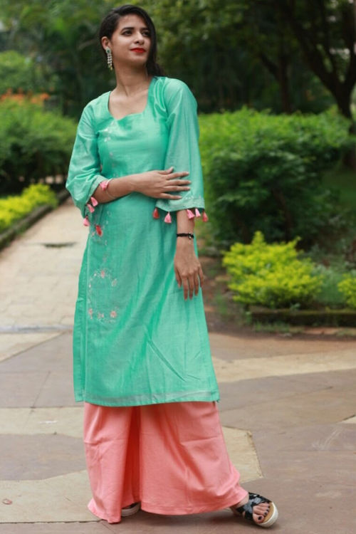 Kurta Skirt Set