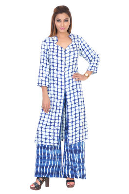 About this Palazzos Dress
