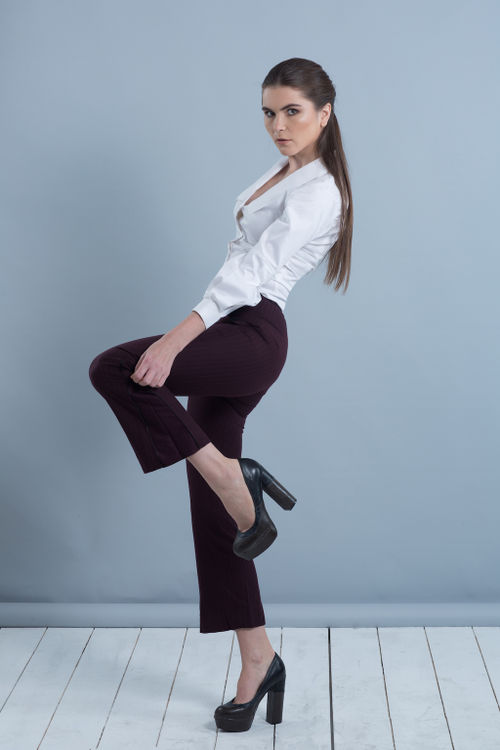 Tapered & Flared Pants