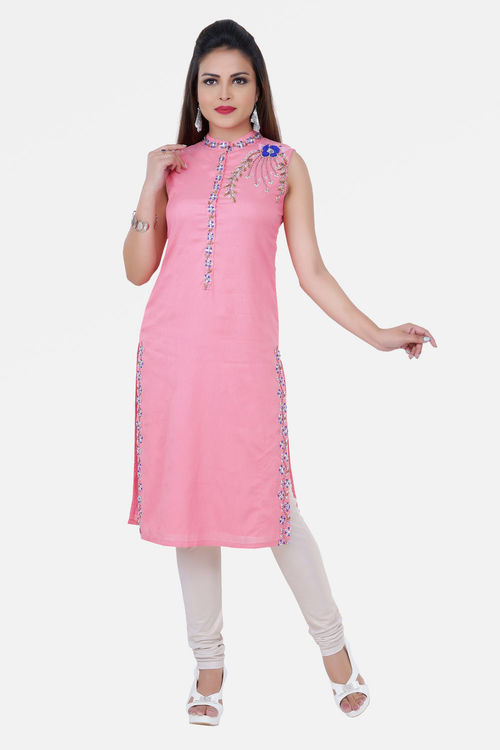 Ethnic embroidered Kurti