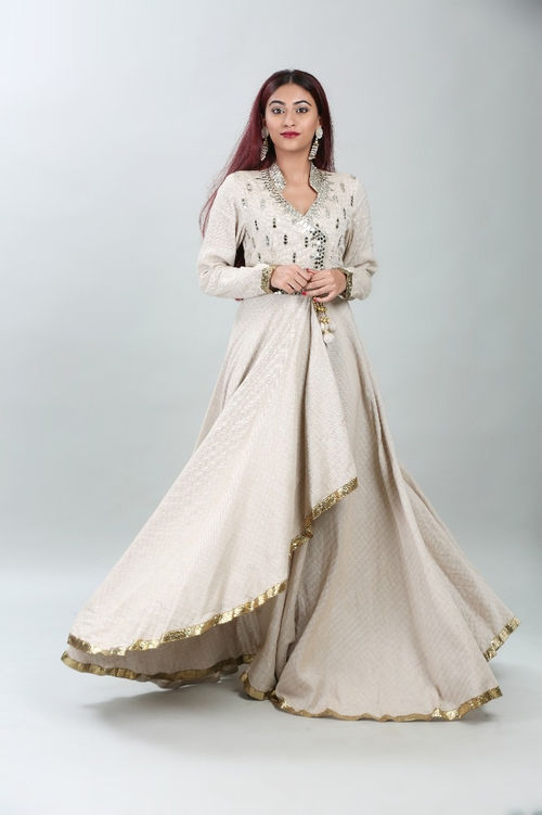 Overlapping Anarkali