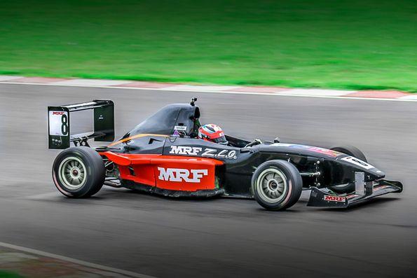 FF1600 - Madras Motor Racing Track, Sriperumbudur
