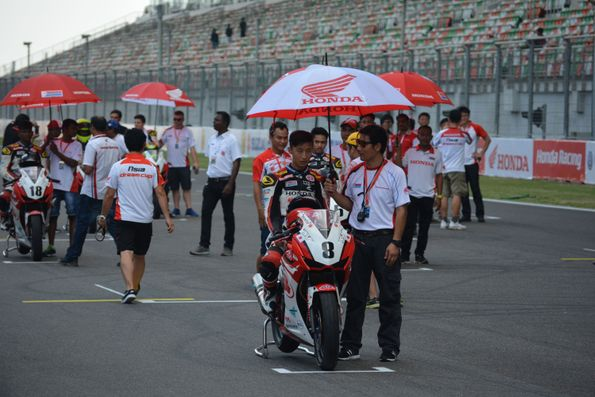 Asian Road Racing Championship - Buddh International Circuit, Greater Noida