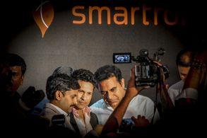 Smartron T-Phone Launch - Park Hyaat, Hyderabad
