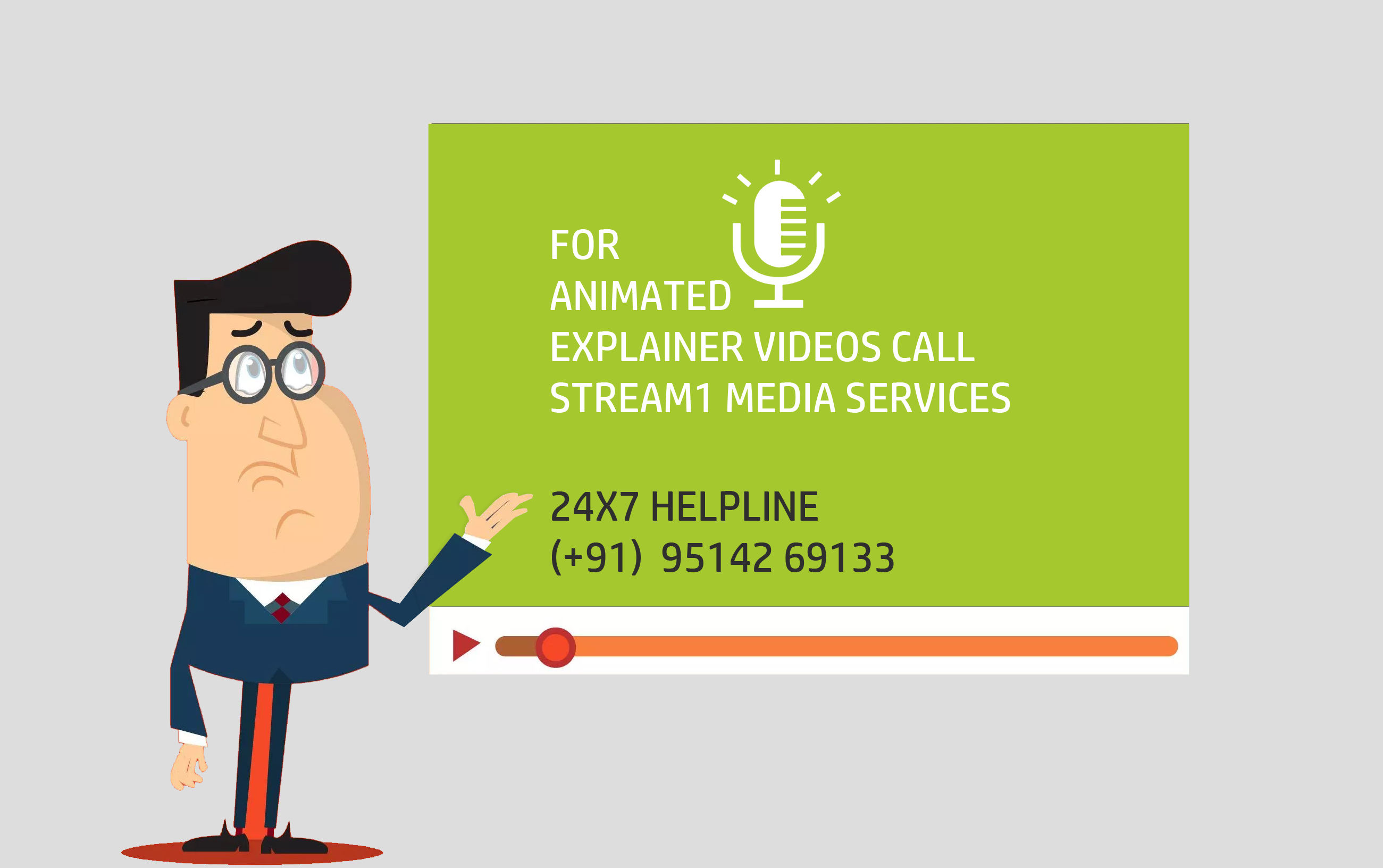 Creative Animated Explainer Videos Services for your Business in Chennai