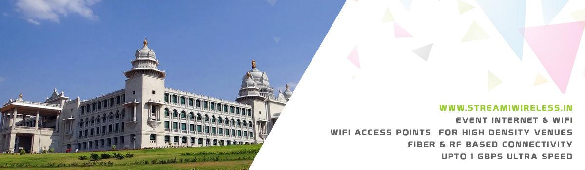 High Speed Event Temporary Internet and Wifi Service Provider belagavi