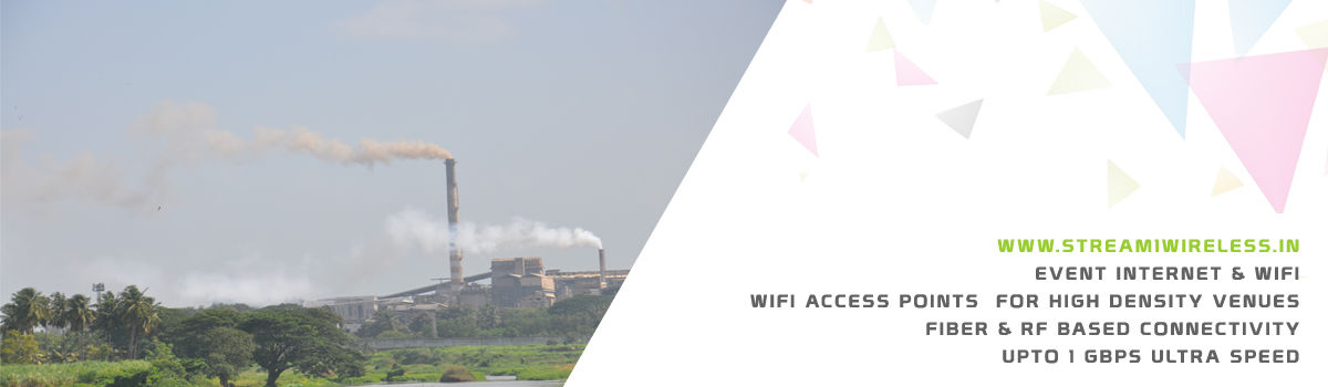 High Speed Event Temporary Internet and Wifi Service Provider bhadravati