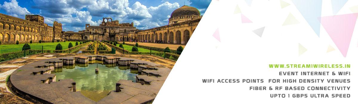 High Speed Event Temporary Internet, Wifi & IT Infrastructure Service Provider bidar