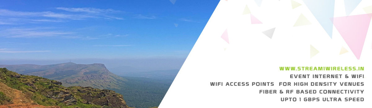 High Speed Event Temporary Internet and Wifi Service Provider chikkamagaluru