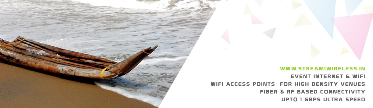High Speed Event Temporary Internet and Wifi Service Provider cuddalore