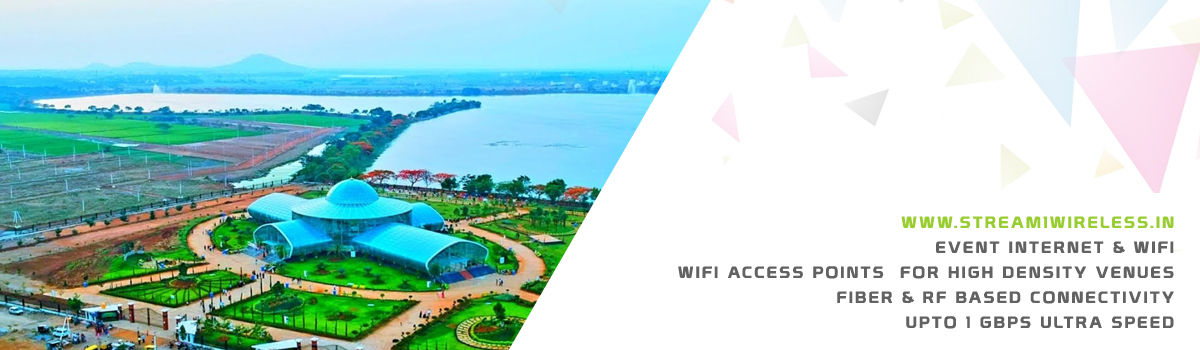 High Speed Event Temporary Internet and Wifi Service Provider davanagere