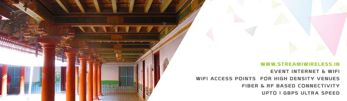 High Speed Event Temporary Internet, Wifi & IT Infrastructure Service Provider devakottai