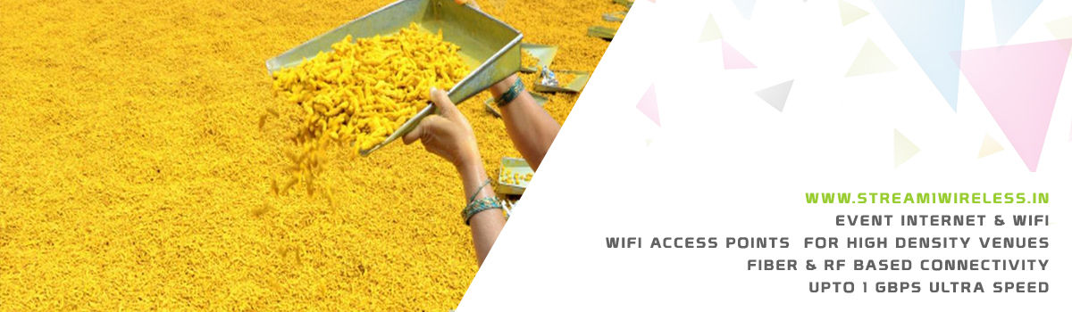 High Speed Event Temporary Internet, Wifi & IT Infrastructure Service Provider erode