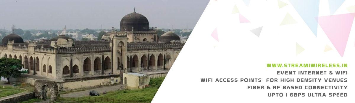 High Speed Event Temporary Internet, Wifi & IT Infrastructure Service Provider kalaburagi