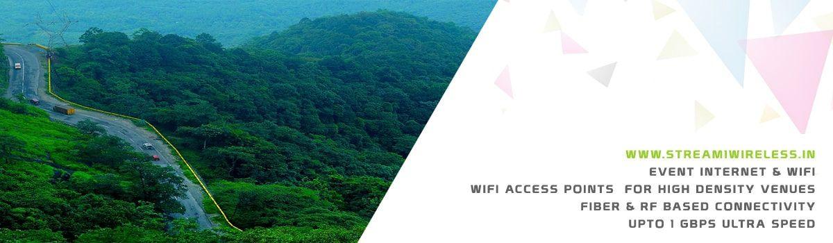 High Speed Event Temporary Internet, Wifi & IT Infrastructure Service Provider kalpetta