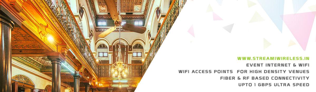 High Speed Event Temporary Internet, Wifi & IT Infrastructure Service Provider karaikudi