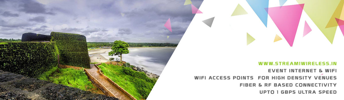 High Speed Event Temporary Internet and Wifi Service Provider kasaragod
