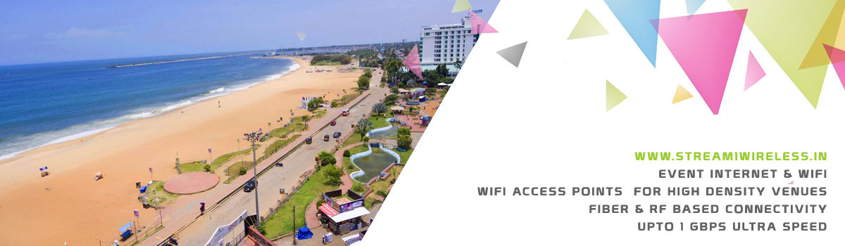 High Speed Event Temporary Internet and Wifi Service Provider kollam