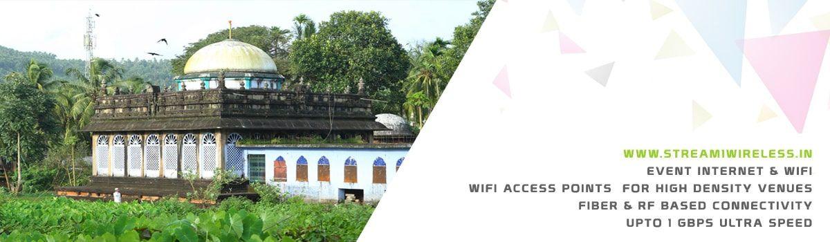 High Speed Event Temporary Internet, Wifi & IT Infrastructure Service Provider kondotty