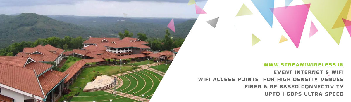 High Speed Event Temporary Internet and Wifi Service Provider kozhikode