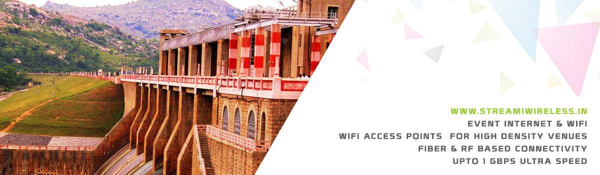 High Speed Event Temporary Internet, Wifi & IT Infrastructure Service Provider krishnagiri