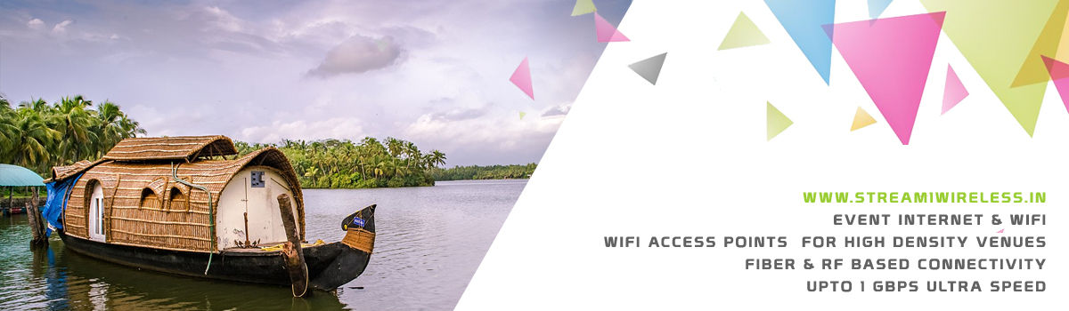 High Speed Event Temporary Internet and Wifi Service Provider malappuram