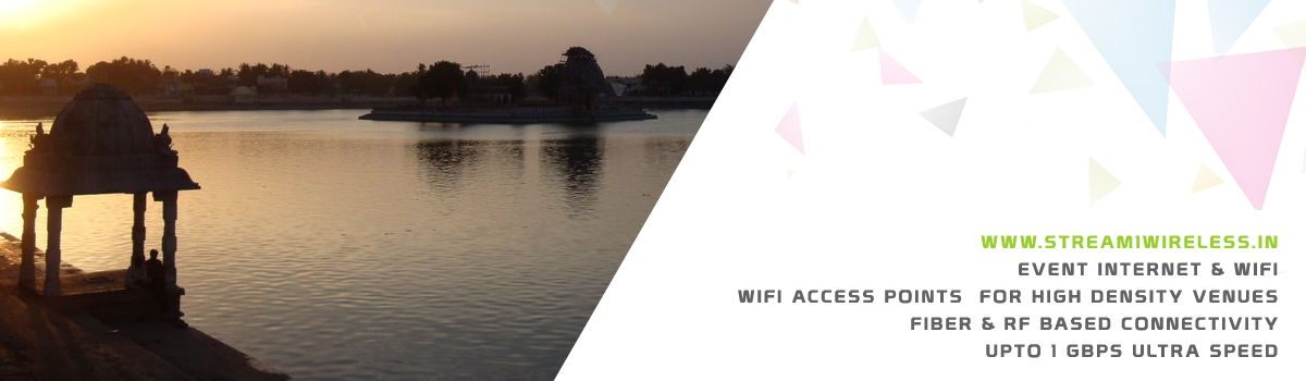 High Speed Event Temporary Internet and Wifi Service Provider mannargudi