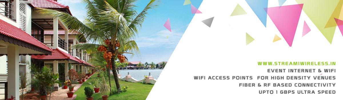 High Speed Event Temporary Internet, Wifi & IT Infrastructure Service Provider mavelikara