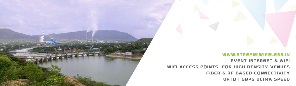 High Speed Event Temporary Internet and Wifi Service Provider mettur