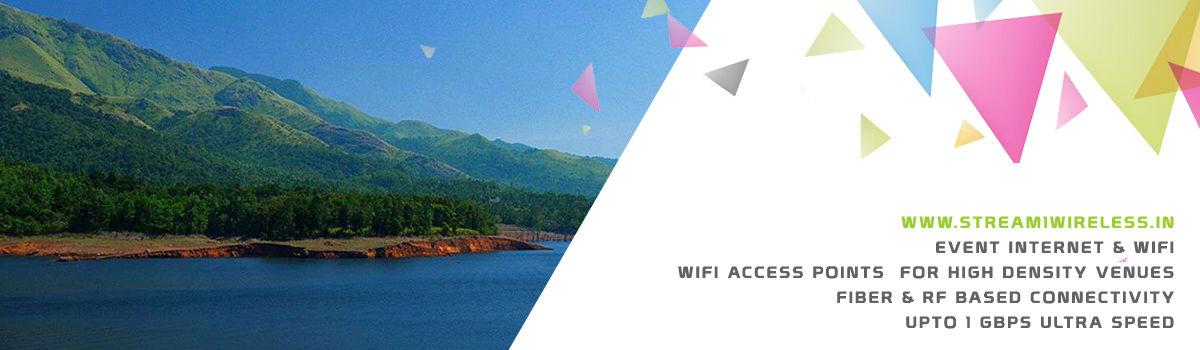 High Speed Event Temporary Internet and Wifi Service Provider muvattupuzha