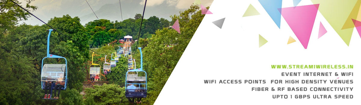 High Speed Event Temporary Internet and Wifi Service Provider palakkad