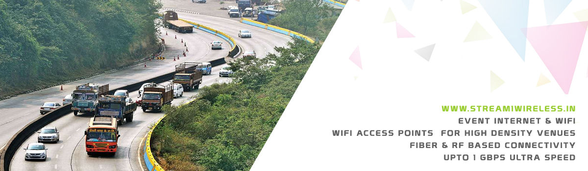 High Speed Event Temporary Internet and Wifi Service Provider pune