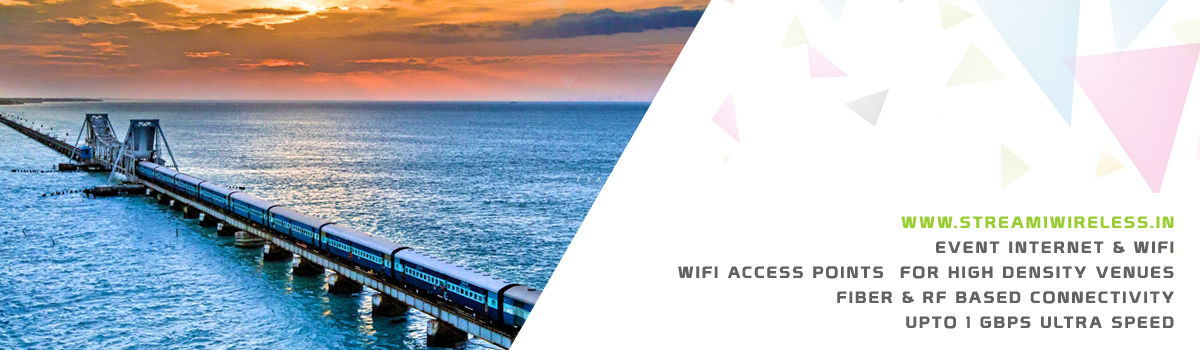 High Speed Event Temporary Internet, Wifi & IT Infrastructure Service Provider rameswaram