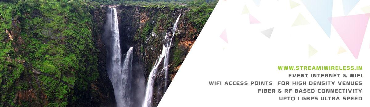 High Speed Event Temporary Internet, Wifi & IT Infrastructure Service Provider shivamogga