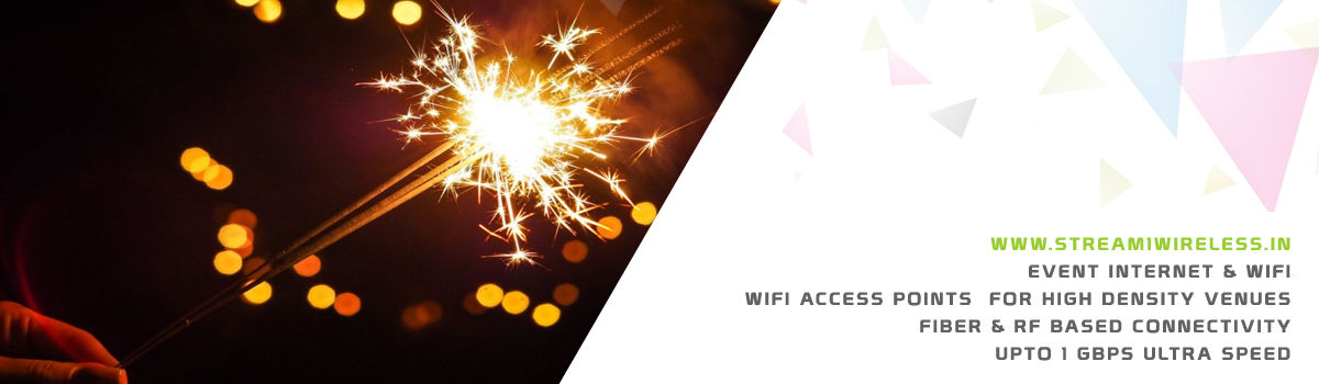 High Speed Event Temporary Internet and Wifi Service Provider sivakasi