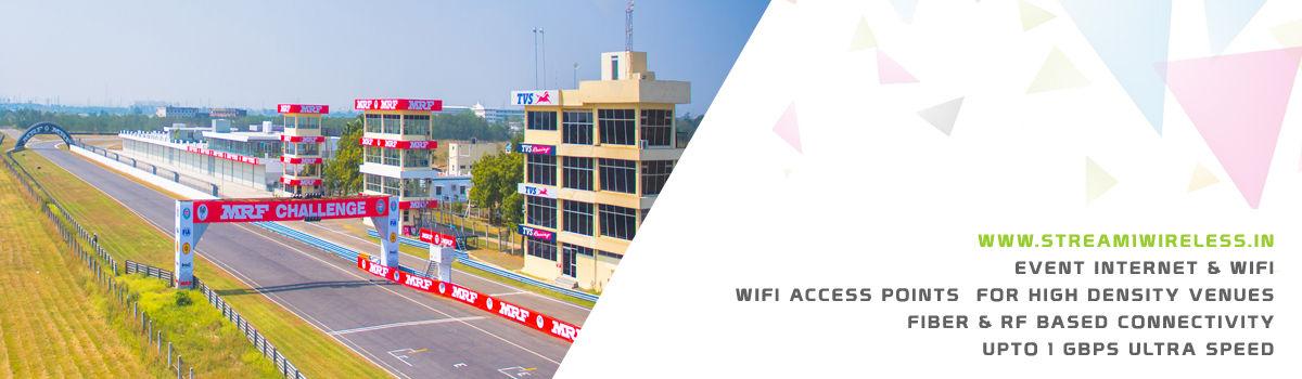 High Speed Event Temporary Internet and Wifi Service Provider sriperumbudur
