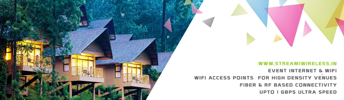High Speed Event Temporary Internet and Wifi Service Provider thekkady