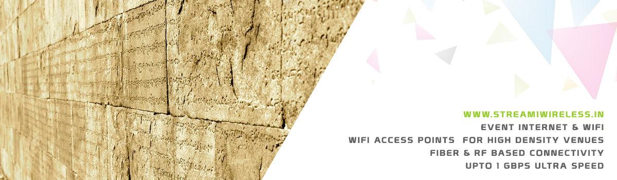 High Speed Event Temporary Internet and Wifi Service Provider thiruvarur