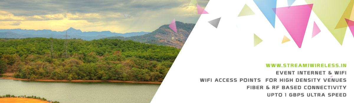 High Speed Event Temporary Internet and Wifi Service Provider thodupuzha