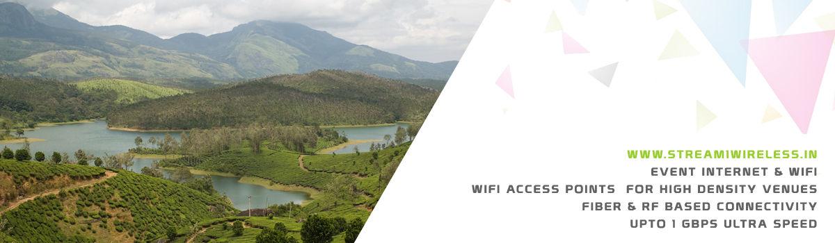 High Speed Event Temporary Internet and Wifi Service Provider tirupattur