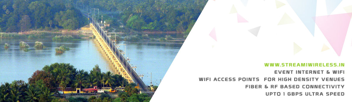 High Speed Event Temporary Internet and Wifi Service Provider trichy