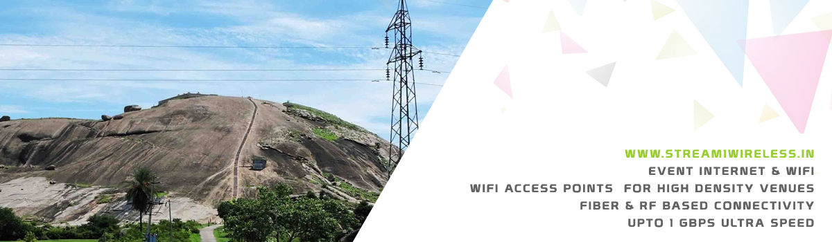 High Speed Event Temporary Internet and Wifi Service Provider tumakuru
