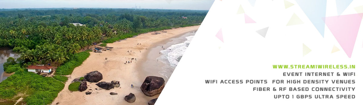 High Speed Event Temporary Internet and Wifi Service Provider udupi