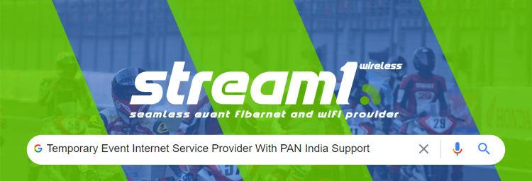 Top Event Internet & Wifi Service Provider
