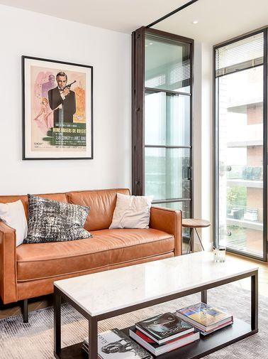 Lounge sofa - portrait