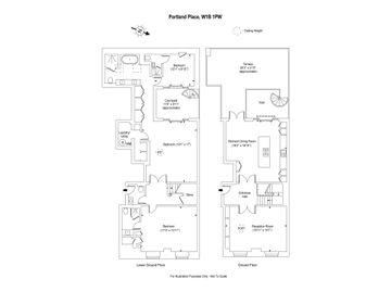 Portland Place web floorplan