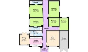 4 Field Close Floorplan